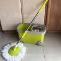 High speed 360 spin mop with big size bucket