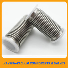 KF25 Compressible Stainless Steel Vacuum Bellows Hoses