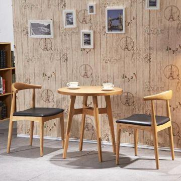 Скандинавском стиле Лучшая цена итальянский деревянный обеденный стол