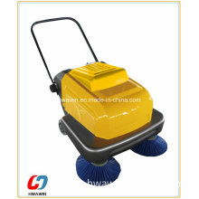 P100A Clean Machine Floor Sweeper Cleaner High Pressure Cleaning Machine Outdoor Small Road Sweeper