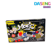 Daseng juguete de plástico mágico Espectacular Compendio de Magic Set Niños juguete Magic Kit