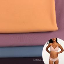 stock lot nylon 70 spandex 30 DTY high density 40 denier fabric for seamless pants
