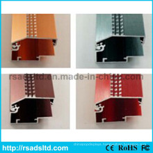 Best Price Fast Food Aluminum Frame Section