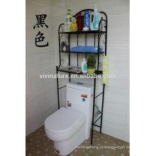 Banho criativo 3 peças conjunto completo de banho, organizador de banheiro