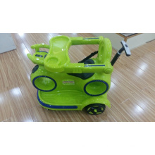 Electric Ride on Baby Car with Eatting Dish
