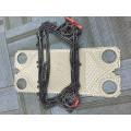 Sigma17 Plate Heat Exchanger Gasket for Plate Heat Exchanger