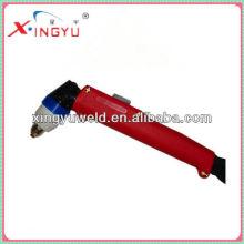 P80 (vermelho) de refrigeração a ar tocha de plasma de corte