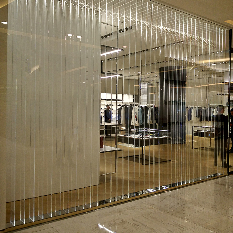 Large Acrylic Store Decoration Customization Dior 1