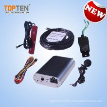 Suivi du système de GPS / GSM / GPRS de traqueur de voiture de véhicule d'entraînement (TK108-KW)