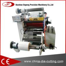 Dp-420 impresso Kraft papel adesivo fita cortando máquina de rebobinamento