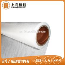 Tissu non-tissé de Spunlace pour le tissu non-tissé humide de lingettes