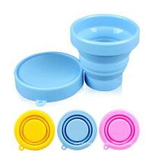 Plástico / silicona / viajes / plegable/telescópica plegable/taza de agua