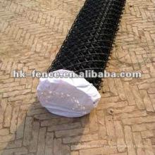 maillon de chaîne clôture diamant maille clôture chaîne fil clôture