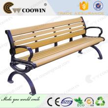 чугунная Парковая скамейка с сроком службы долгого времени о
