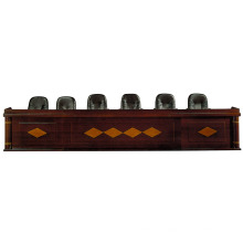 office furniture counter table design wood office reception table