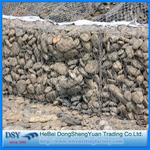 Hexagonal Gabion Box Hexagonal Gabion