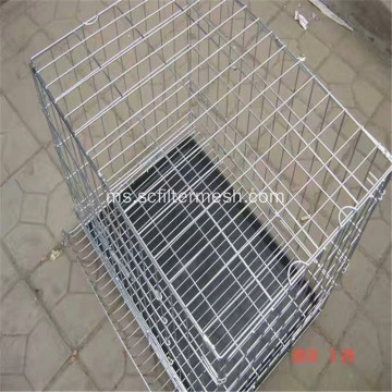 Stainless Steel Wire Mesh Bird Dog Cage
