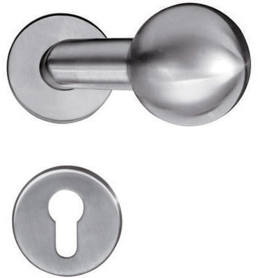 Ball Shape Door Handle Sh068