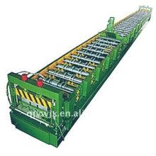 QJ 75-200-600 rodillo de cubierta del piso que forma la máquina