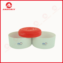 Round Paper Box Plastic Lid Packaging