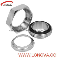 Sanitary Stainless Steel Hexagon Union