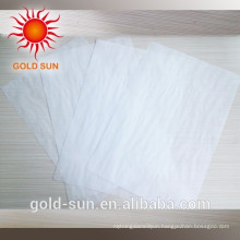 Coated silicon parchment