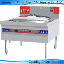 Équipement de cuisine Pot en acier inoxydable industriel