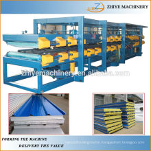 Muti-functional Roof/Wall Sandwich Sheet Making Machine