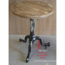 High Quality Durable Round Industrial Adjustable Stool