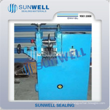 Machines pour emballages d'emballage 4 Rolls-Calandre Sunwell E400am CP4