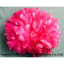 Plastik Pink POM POM