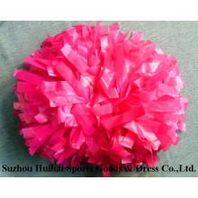 Plastique Hot Pink POM POM