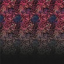 Digital Print Design Polyester Silk Chiffon Stoff (XF-0094)