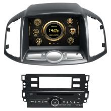 Prix usine voiture multimédia pour Chevrolet Captiva 2011-2012 avec GPS / Bluetooth / Radio / SWC / Internet virtuel 6CD / 3G / ATV / iPod / DVR