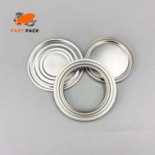401 C-Enamel Lined Metal Open Top Can Lids
