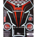 personalized motor tank pad with strong adhesive