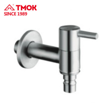 High quality Stainless steel 304 water bibcock faucet tap for Washing machine