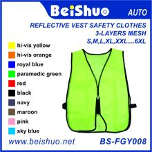 Hot Sale Reflective Safety Vest with Ce Certificate