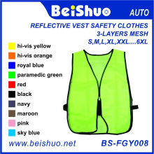 3-Layer Mesh Reflective Running Vest