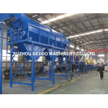 Plastic Recycling Machine Pet Washing Plant Recycling Line