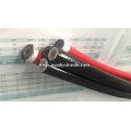 Flexible hydraulique fait jic raccords wrap