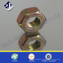 Made in China Low Price Construction Use Hex Nut