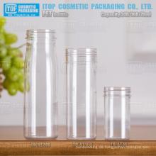 70ml 160ml und 240ml Heiß-Verkauf Special empfohlen, glänzenden Lack umweltfreundlich und nützlichen Haustier breiten Mund Flasche