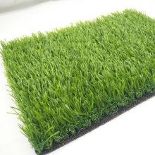 Césped de fútbol impermeable césped artificial.