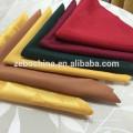 100% Polyester Verschiedene Muster Jacquard Stoff Faltbare Tuch Serviette