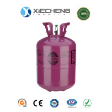 Customized for Hfcs(Hydro-Fluorocarbon) Mix Refrigerant r408a gas 11.3kg Disposable cylinder supply to Sao Tome and Principe Supplier