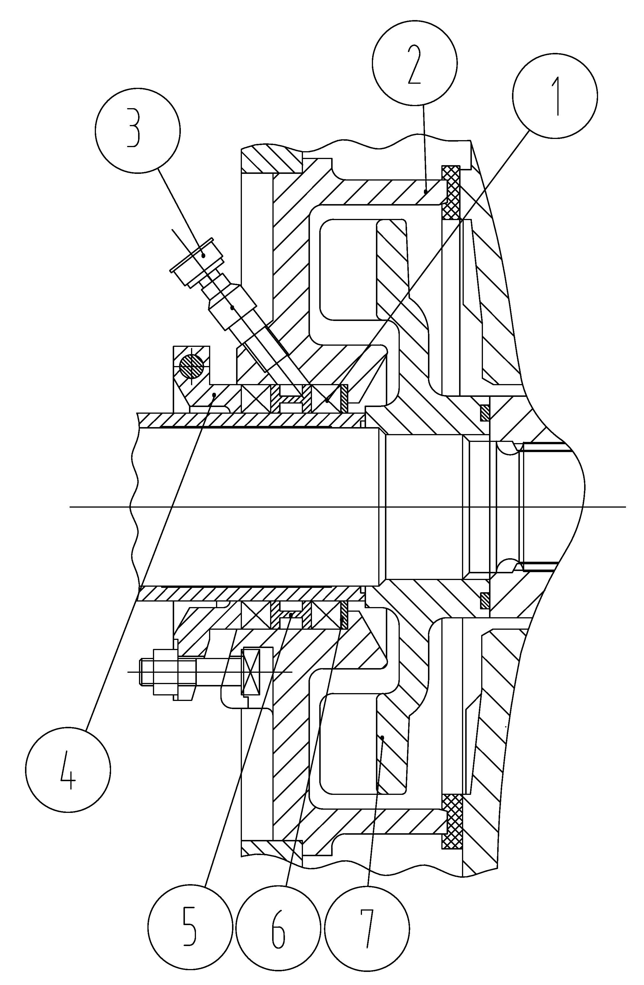 Expeller seal construction