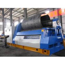 Máquina de laminação de chapas hidráulica universal da série W12s