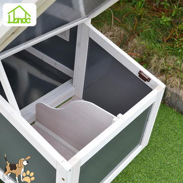 Customized outdoor wooden chicken coops from factory