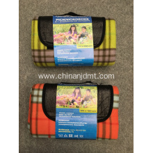 Polar Fleece Picnic Blanket